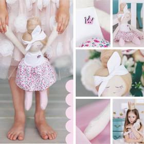 Мягкая игрушка «Девочка Полли», набор для шитья, 18 × 22 × 3.6 см