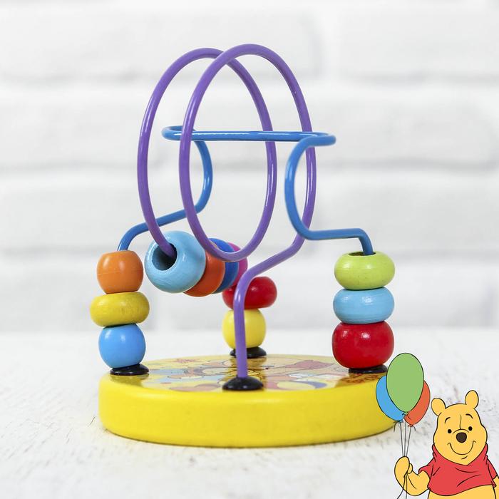 """Игрушка-серпантинка """"Лучшие друзья"""" Медвежонок Винни и его друзья"""