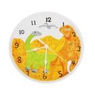 """Роспись по гипсу, серия создай часы """"Динозавры"""", краски 8 цветов по 2 мл"""