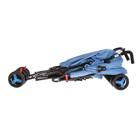 Коляска-трость, цвет голубой - фото 105548015