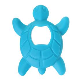 Прорезыватель силиконовый «Черепашка», цвет МИКС