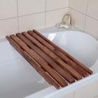 Решётка в ванну с водоотталкивающим покрытием