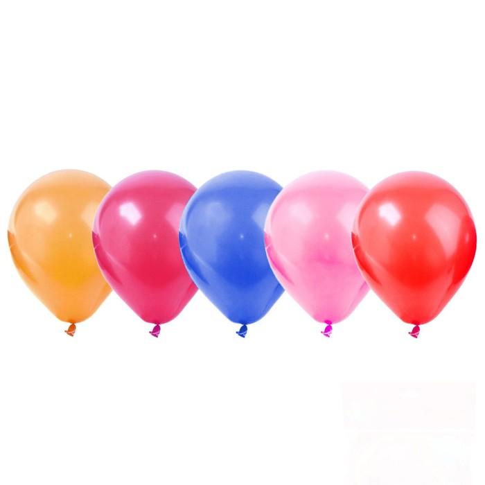 """Набор для праздника """"С днем рождения"""" 10 свечей + 5 шаров - фото 35609647"""