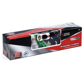 Коврик игровой «Технопарк», с одной металлической машинкой, 7,5 см, МИКС