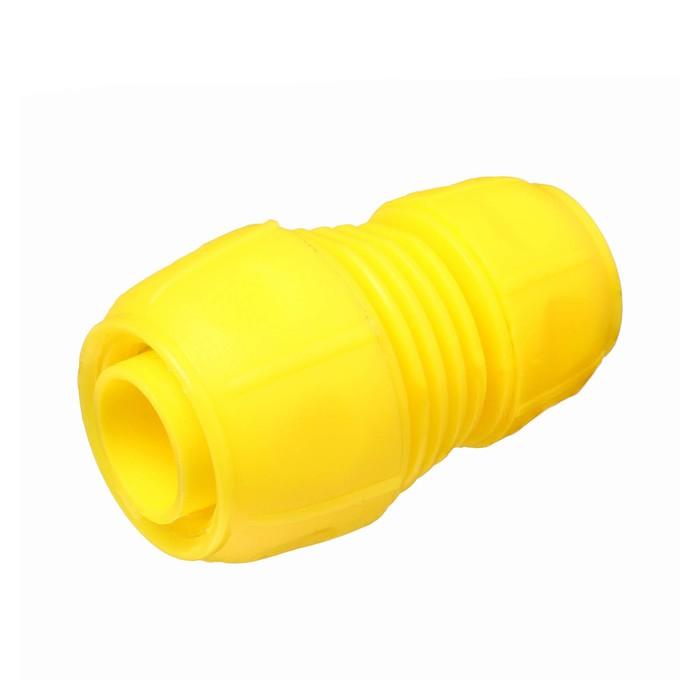 """Муфта-соединитель, 1"""" (25 мм) – 3/4"""" (19 мм), цанга, ABS-пластик"""