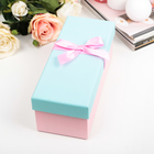 Коробка подарочная 24 х 10 х 9 см