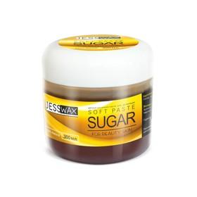 Паста сахарная для депиляции JessWax Soft, 300 г.