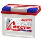 Аккумуляторная батарея ARCTIC BATBEAR 60 А/ч - 6 СТ АПЗ, обратная полярность