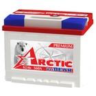 Аккумуляторная батарея ARCTIC BATBEAR 62 А/ч - 6 СТ АПЗ, прямая полярность