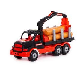 Автомобиль-лесовоз MAMMOET