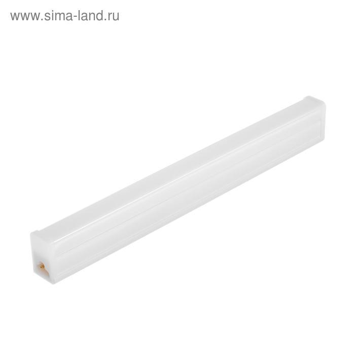 Светильник светодиодный T5, 6 Вт, 540 Лм, 300 мм, 6500 К, 220 В, холодный свет