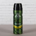 Дезодорант парфюмированный Aleda Commando, аэрозоль, 200 мл