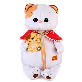 Мягкая игрушка «Кошечка Ли-Ли», с собачкой, 24 см