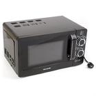 Микроволновая печь WILLMARK WMO-232MH, 20 л, 700 Вт, механическое управление, черный