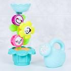 Игрушки для купания «Букашки и цветок», 4 предмета - фото 105534211