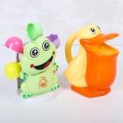 Игрушки для купания «Лягушонок и Пеликан», 2 предмета - фото 105533802