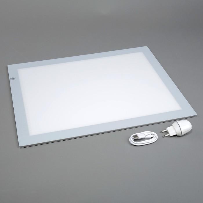 Световой планшет для рисования, А3, цвета МИКС