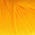 """Пряжа """"Карамелька"""" 100% акрил 175м/50гр (104 желтый) - фото 8443110"""