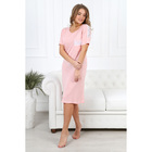 Сорочка женская Жемчужина-1 цвет розовый, р-р 46 вискоза