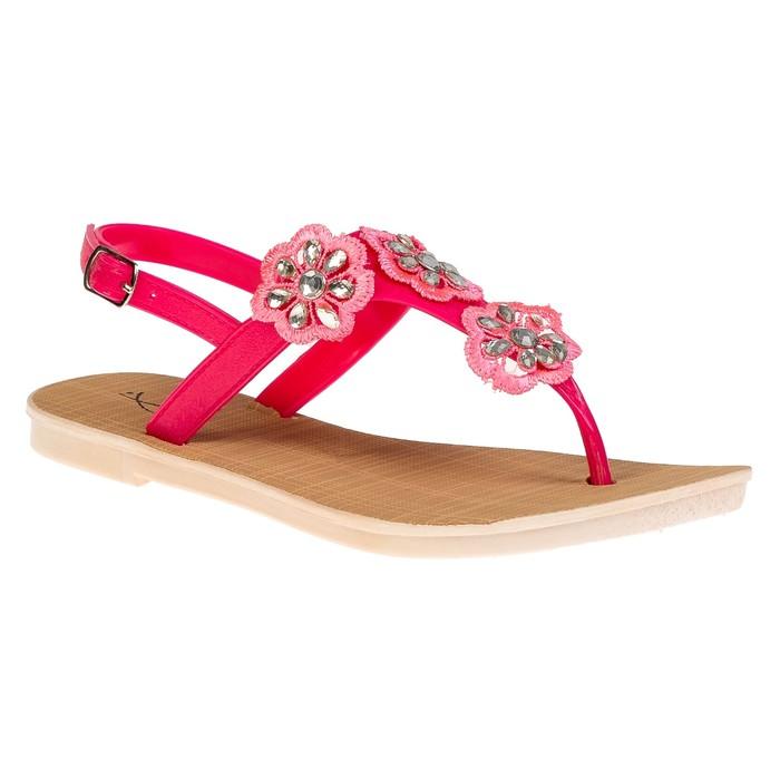 "Сандалии женские ""АЛМИ"" арт. TH127-B5, цвет розовый, размер 36"