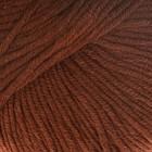 """Пряжа """"Baby Cotton XL"""" 50% хлопок, 50% полиакрил 105м/50гр (3436 коричнев.) - фото 8443121"""