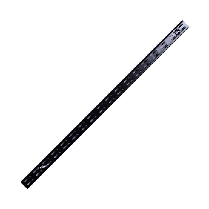Стеновые стойки L9015BL, черный, 1500мм