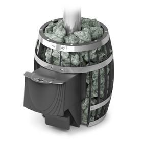 Печь для бани ТМФ Саяны Мини Carbon, дверца антрацит, , шт