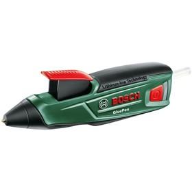 Аккумуляторный клеевой пистолет Bosch Glue Pen (0.603.2A2.020), 3.6В, 1.5Ач, стержни 7 мм