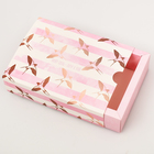 Складная коробка «Вижу цель– лечу к ней», 16 х 12 х 4 см