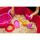 Песочный набор «Лодочка», 6 предметов, МИКС - фото 1062875
