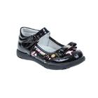 Туфли дошкольные SC-21063 (чёрный) (р. 25)