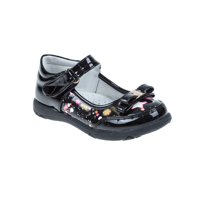 Туфли дошкольные SC-21063 (чёрный) (р. 30)