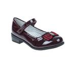 Туфли школьные SC-21069 (бордовый) (р. 28)