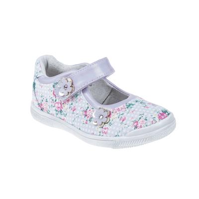 Туфли дошкольные SC-21042 (белый) (р. 25)