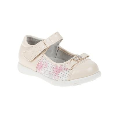 Туфли дошкольные SC-21045 (бежевый) (р. 26)