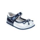 Туфли дошкольные SC-21055 (синий/белый) (р. 25)