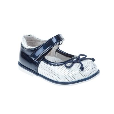 Туфли дошкольные SC-21055 (синий/белый) (р. 26)