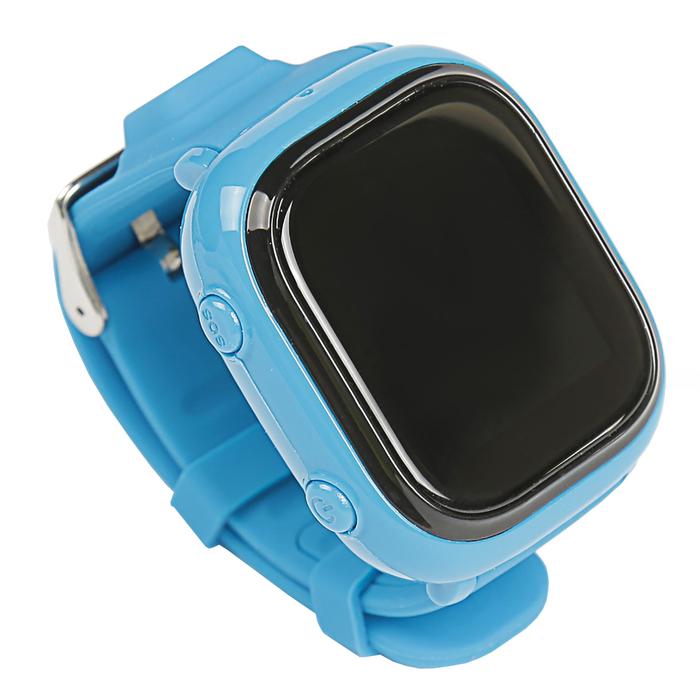 """Смарт-часы EnBe Children Watch, детские, дисплей 1.22"""", синие"""
