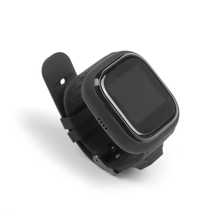 Часы умные детские EnBe Children Watch 529-Black, черные
