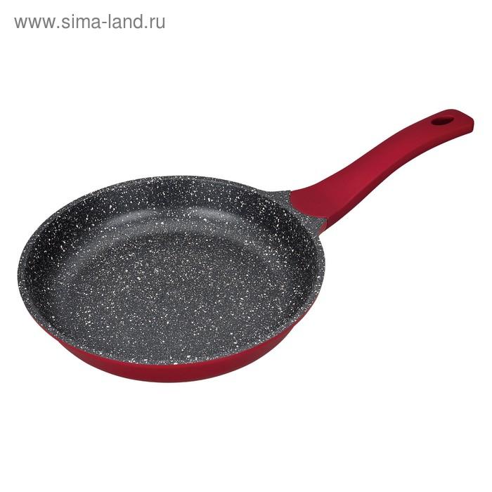 Сковорода 24 см мраморное покрытие