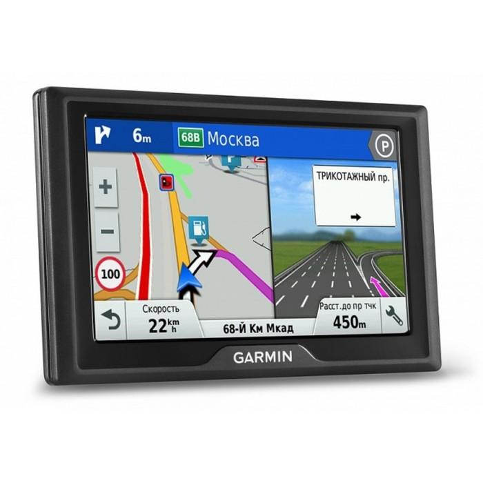 "Навигатор Garmin Drive 51 RUS LMT, 5"" WVGA TFT, сенсор"