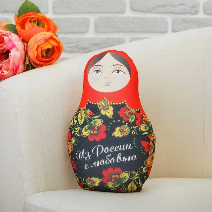 """Игрушка антистресс """"Из России с любовью"""", матрёшка"""