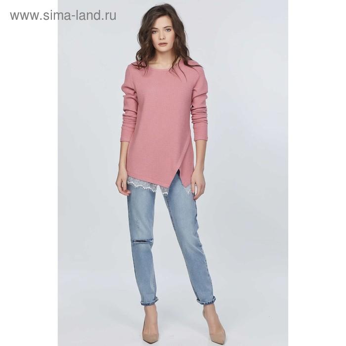 Джемпер женский, размер 40, цвет розовый