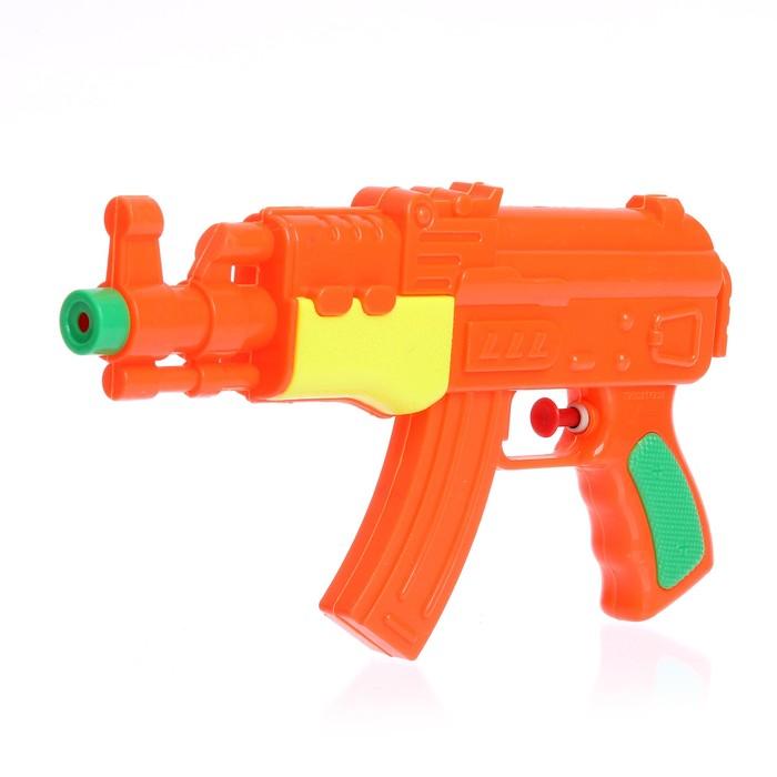 Водный пистолет «Десант», МИКС