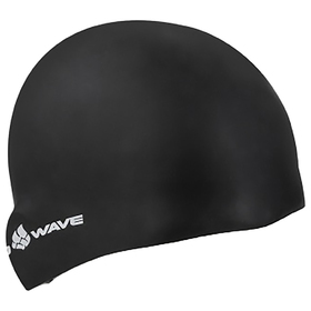 Силиконовая шапочка для плавания INTENSIVE, M0535 01 0 01W, чёрный