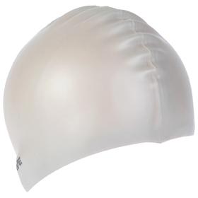 Силиконовая шапочка для плавания INTENSIVE, M0535 01 0 17W, серый