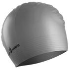 Шапочка для плавания SOLID, M0565 01 0 17W, серебряный