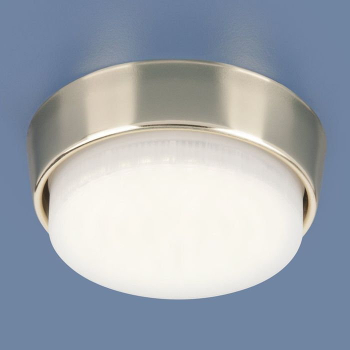 Светильник Elektrostandard 1037 GX53 золото - фото 8443541