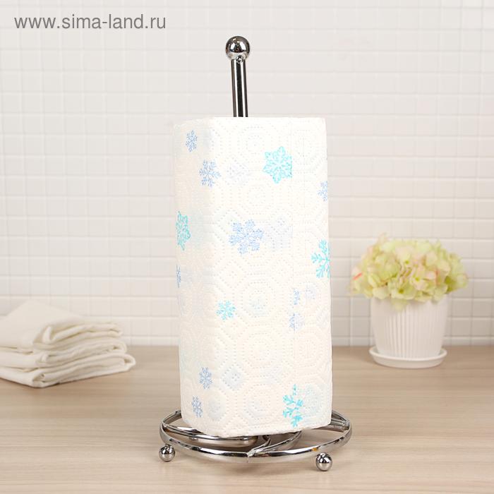 Stand for paper towels 14х14х30 cm