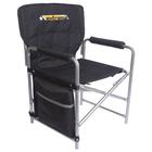Кресло складное КС1, 49 х 49 х 72 см, цвет чёрный